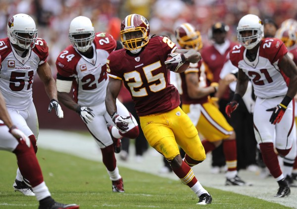 Redskins vs Cardinals: Old Rivalries Revisited