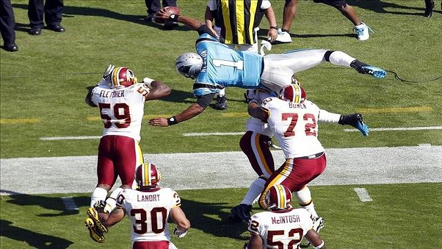 Back to the Basics for the Redskins