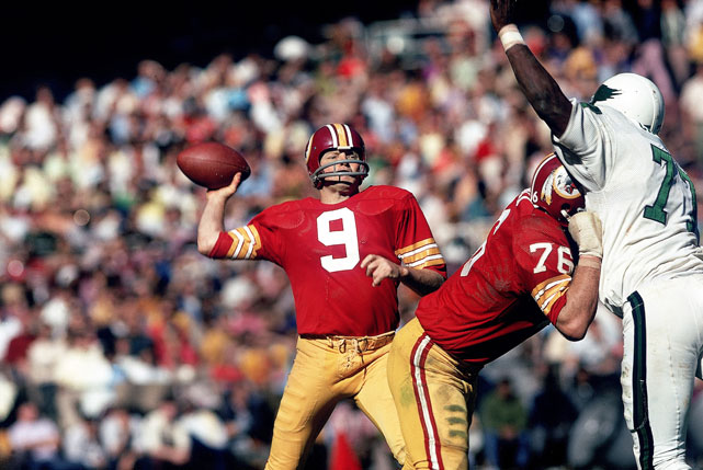 Did You Ever See Sonny Jurgensen Play?