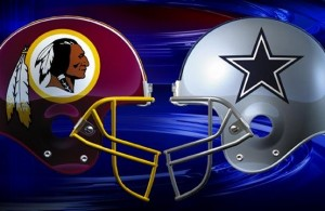Washington Redskins Vs Dallas Cowboys 2012 (Video Promo)