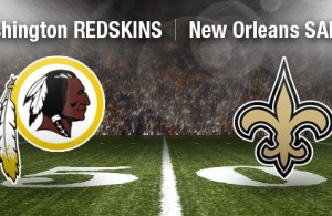 Washington Redskins Vs New Orleans Saints (Promo Video)