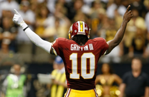 Robert Griffin III Will Start Against Vikings