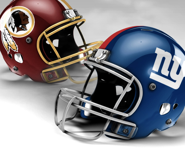 Washington Redskins Vs New York Giants Week 7 (VIDEO)