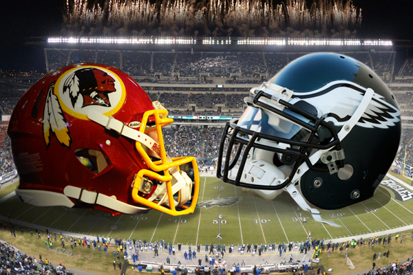 Washington Redskins Vs Philadelphia Eagles Week 11