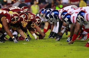 Washington Redskins Vs New York Giants Week 13