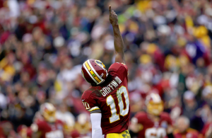 Is RG3 a MVP Candidate?