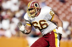 Joe Jacoby Among Semifinalist's for Hall of Fame Class of 2013
