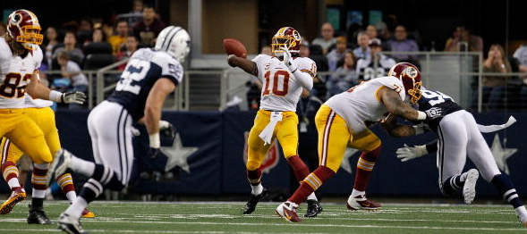 Redskins win 6th Game in a Row....WE WANT DALLAS!!!