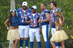 Redskins Players Make the Most of Their Pro Bowl Trip