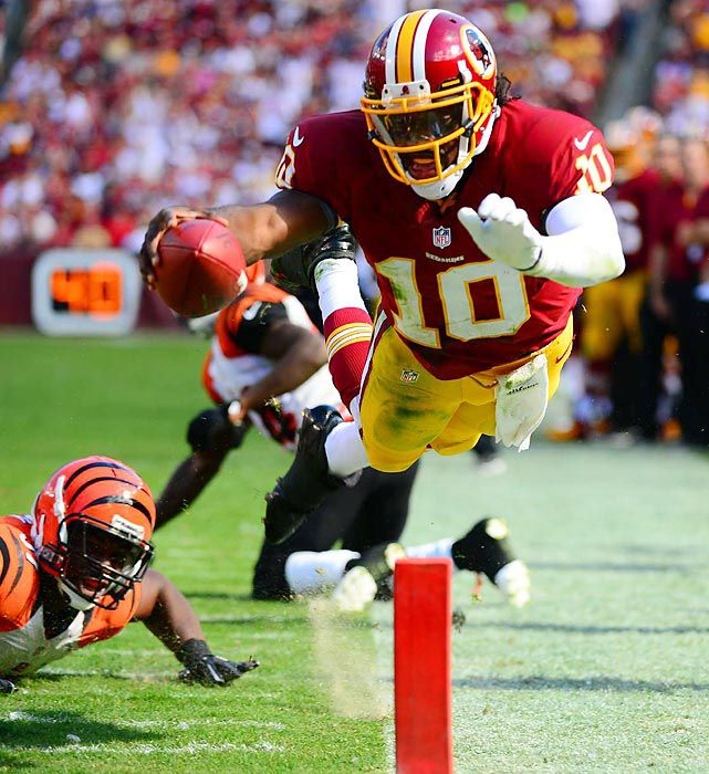 RG3 Confirms Progress, Speaks on Who's to Blame for his Injury