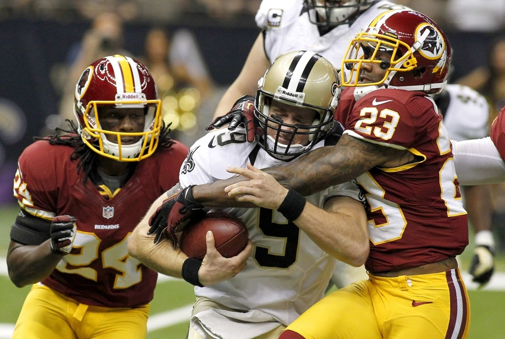 Redskins Re-Sign DeAngelo Hall to One Year Deal