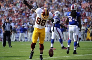 Pierre Garcon Talks About his Injury,RG3 & Kirk Cousins
