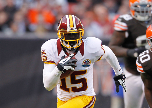 Josh Morgan Hopes to Return for OTAs