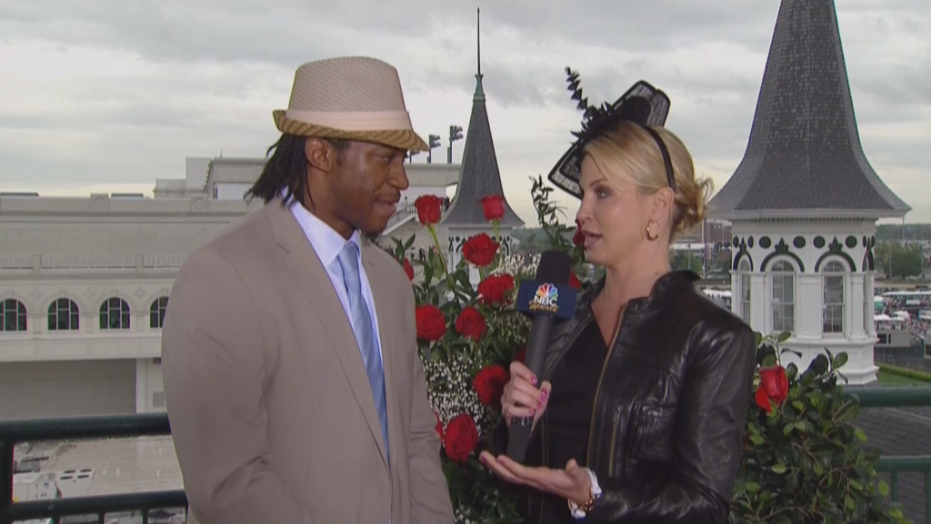 Kentucky Derby,Robert Griffin III