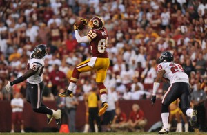 Redskins Re-Sign Santana Moss