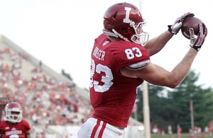 Redskins Draft TE Ted Bolser