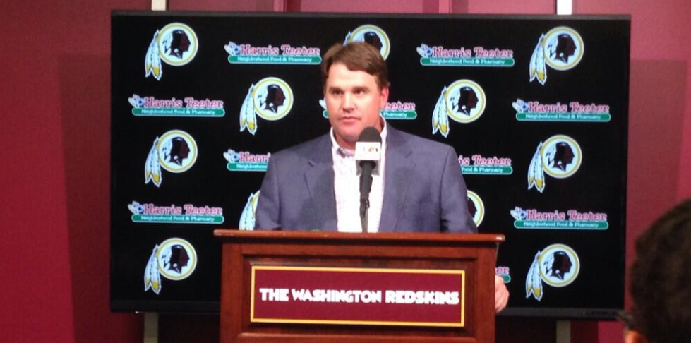 Jay Gruden After 2nd & 3rd Round of 2014 NFL Draft