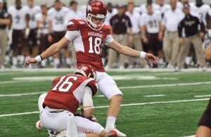 Redskins Draft Kicker Zach Hocker