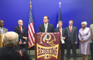 Northern Va. Lawmakers Form Redskins Pride Caucus
