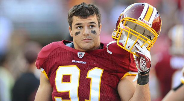 Ryan Kerrigan: I Want to be Consistently Really, Really Good""
