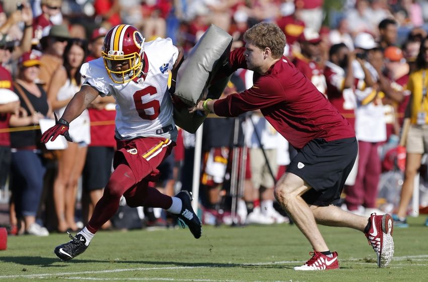 Redskins Release Injured WR Jerry Rice Jr; Sign DE Jeremy Towns