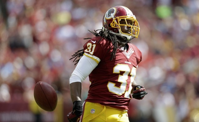 Brandon Meriweather Suspended two Games