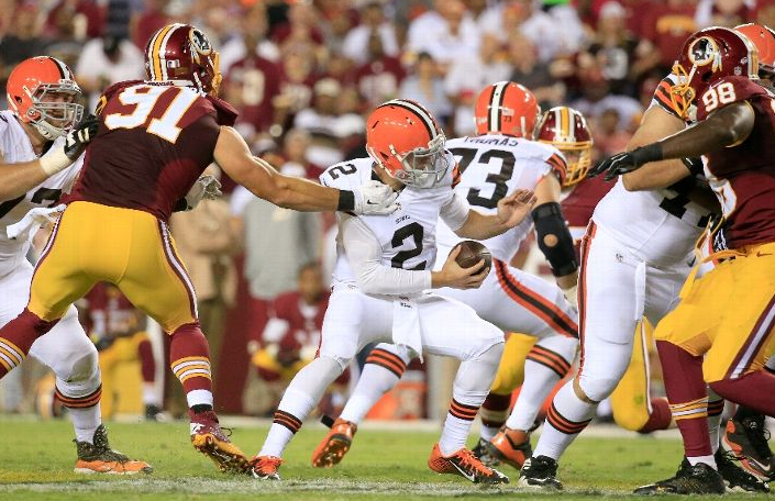 Redskins 24 - Browns 23, Preseason Week 2 - Observations & Press Conferences