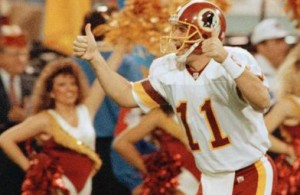 Mark Rypien to be Inducted Into the Redskins Ring of Fame