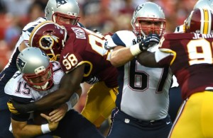Redskins vs Patriots: Observations From Preseason Game 1