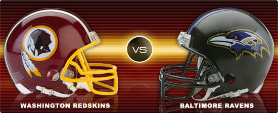 Redskins vs Ravens Preseason Game 3 Preview