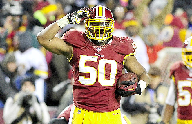 Redskins Release Rob Jackson; First Roster Cutdown to 75 is Underway