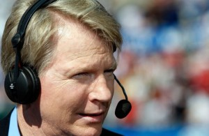 Washington Redskins Fans Start Petition to Remove Phil Simms From Calling Games