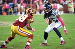 "Pierre Garcon Says Richard Sherman is ""not Anything Special"""