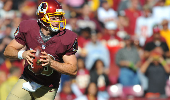 Colt McCoy to Start Against Cowboys on MNF
