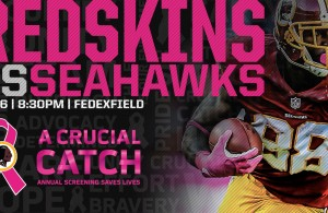 Washington Redskins vs Seattle Seahawks Week 5 Promo Videos