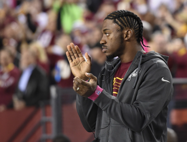 Robert Griffin III To Start Individual Drills This Week