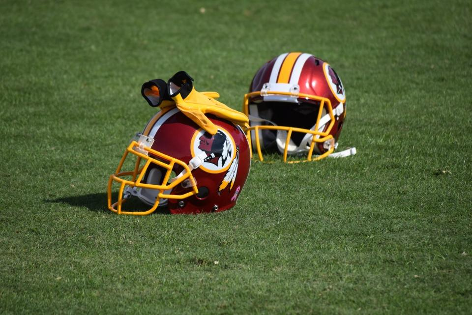 Redskins Inactive List for Week 7