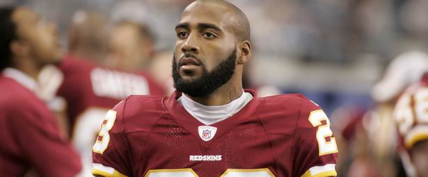 Redskins Make Change to DeAngelo Hall's Contract