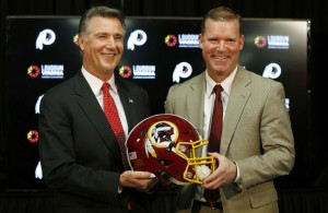 Redskins Have Chance to Fix What's Wrong