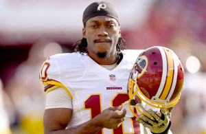 Redskins Will Pick-up 2016 Option on Robert Griffin III