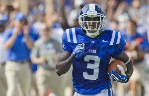 Redskins Select WR Jamison Crowder With the 105th Pick