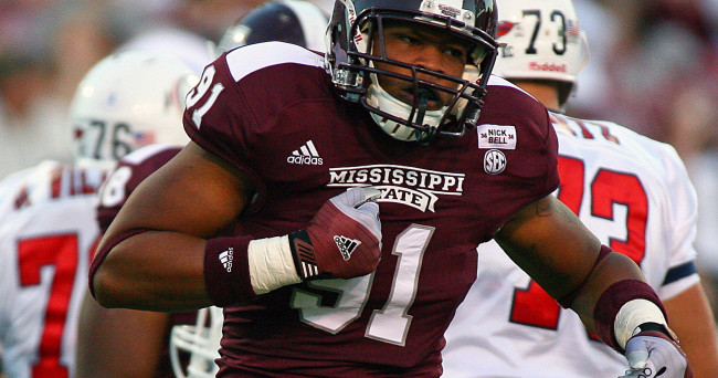 Redskins Select Preston Smith With the 38th Pick