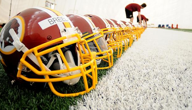 First Redskins Depth Chart Released