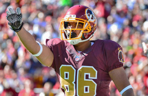 Is Jordan Reed the TE of Redskins Future?