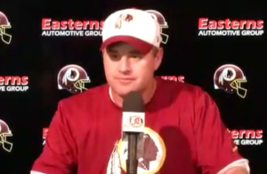Redskins Press Conferences: Jay Gruden 6-16-2015