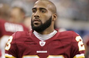 DeAngelo Hall Gives Update on His Rehab