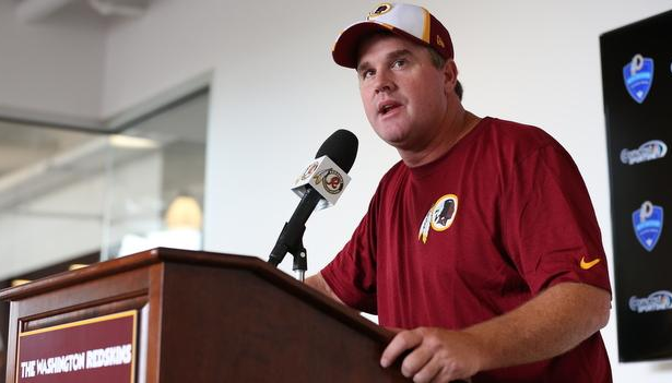 Jay Gruden Press Conference 7-30-2015