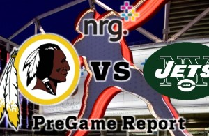 NRG Energy Pre-Game Report - Redskins vs Jets Preseason Week 2
