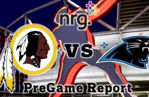 NRG Energy Pre-Game Report - Redskins vs Panthers Week 15