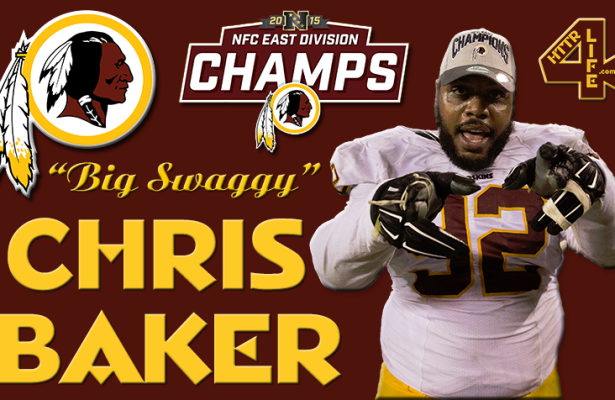 Redskins Are 2015 NFC East Division Champions